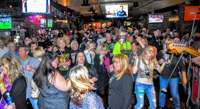Lake of the Ozarks Mardi Gras Pub Crawl