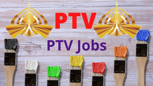 PTV Jobs Pakistan Television Corporation Limited Islamabad PTV Jobs 2020