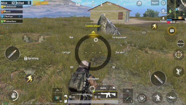 Three males beat their teammate to loss of life with a log as a result of he instructed them to be quieter in PUBG Cellular.