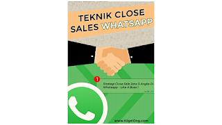 Teknik Close Sale WhatsApp
