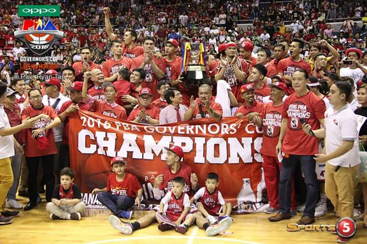 Never Say Die! Ginebra Wins Championship After 8 Years (+Game 6 Highlights)