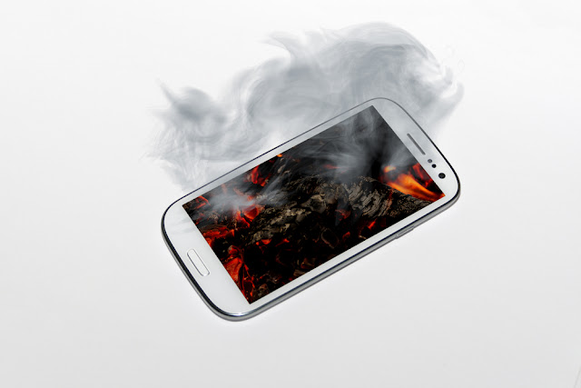 Overheating Android
