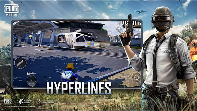 PUBG Mobile Beta 1.5 Update all new features