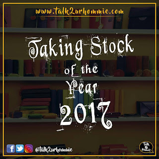Cover picture for Taking Stock of the Year 2017