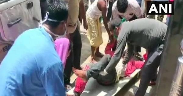 Nepali police firing injured
