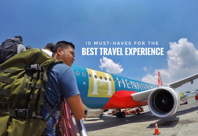 10 Must-Haves for the Best Travel Experience