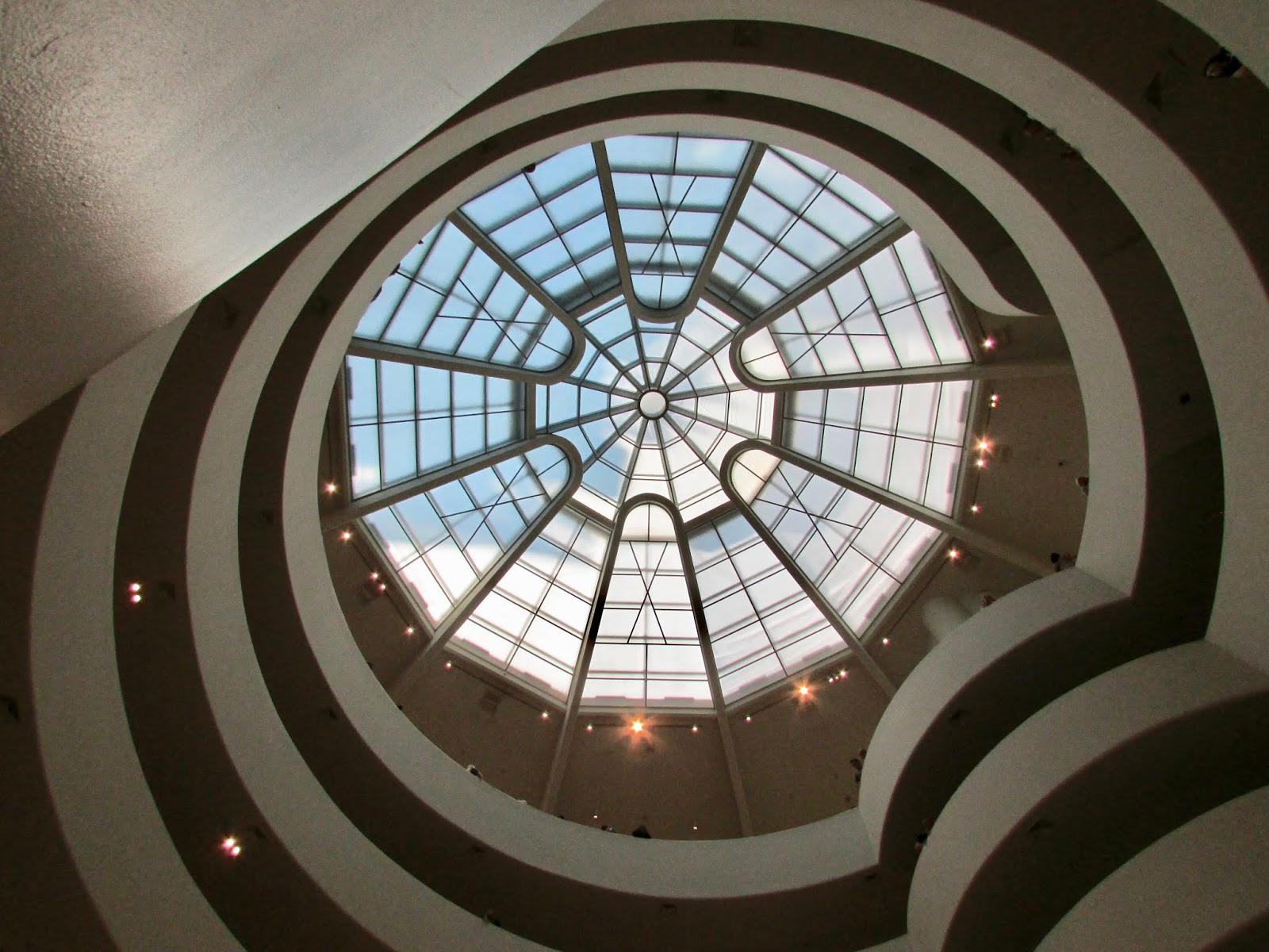 The Guggenheim, New York - Maggie May