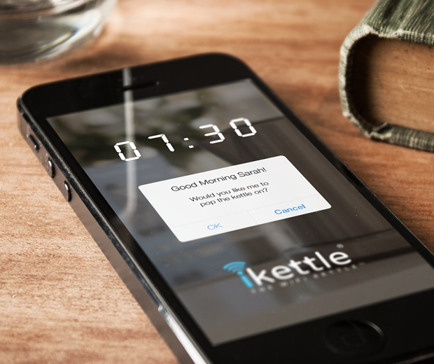 iKettle a WiFi Kettle