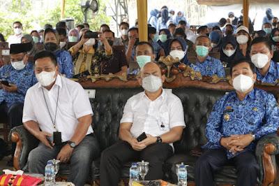 Gubernur Buka Rakor Pembangunan Peternakan dan Kesehatan Hewan di Provinsi Lampung