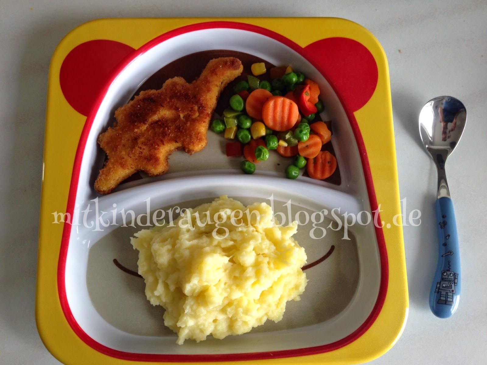 Skip Hop Teller mit Mittagessen
