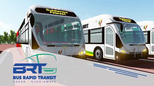Le BRT, un projet innovant pour le transport urbain au Sénégal : Projets, plan, développement, économie, énergie, PSE, transport, urbain, Bus, Rapide, Transit, BRT, Cetud, LEUKSENEGAL, Dakar,  Sénégal, Afrique
