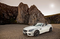2011 Mercedes SLK 55 AMG R 172 V8 5.5 liter litre naturally aspirated