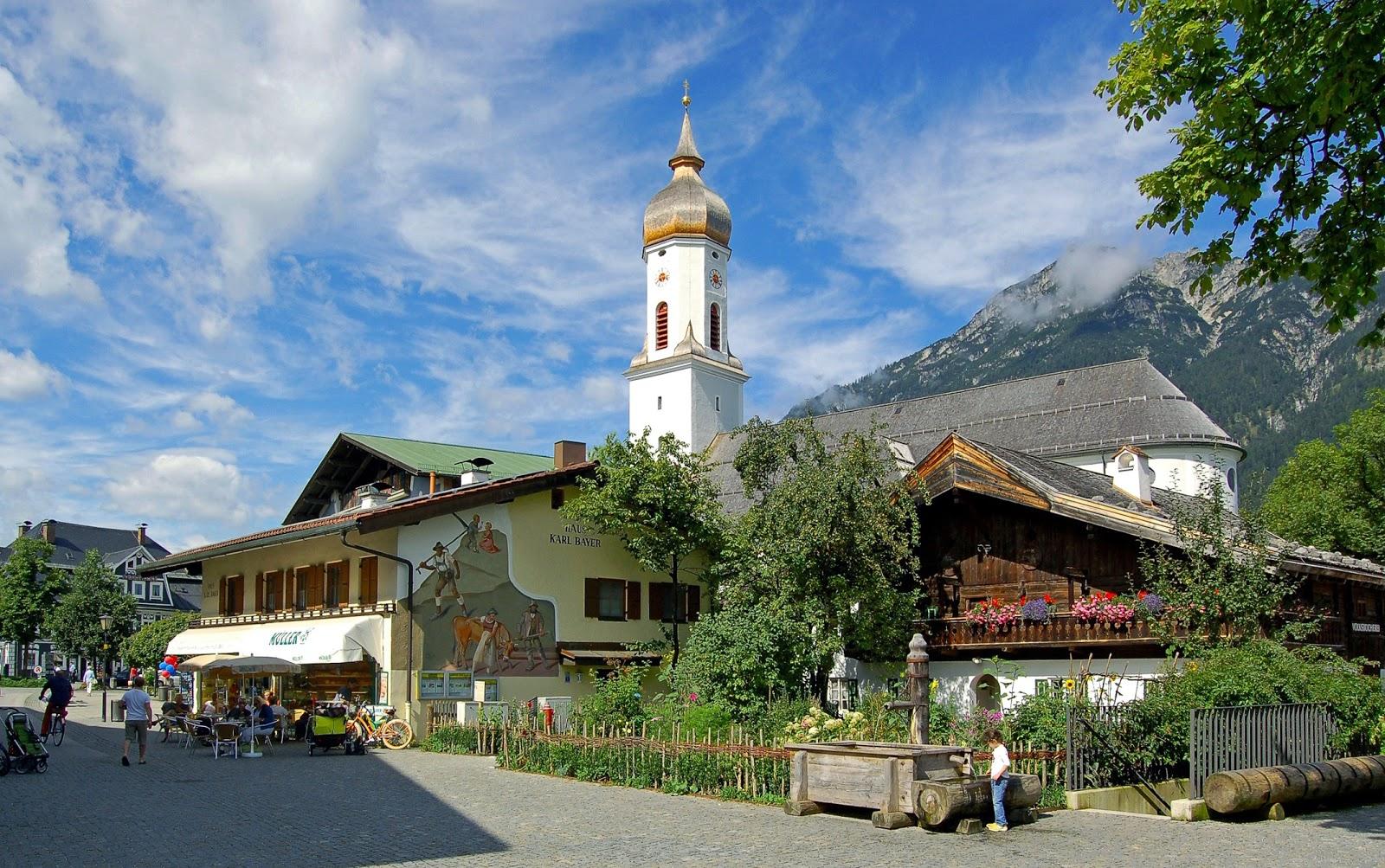 Travel & Adventures: Garmisch-Partenkirchen. A voyage to ...