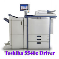 Toshiba e-STUDIO 5540c Copier Printer Software Driver Download Free