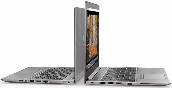 HP ZBook 14u and 15u Mobile Workstations