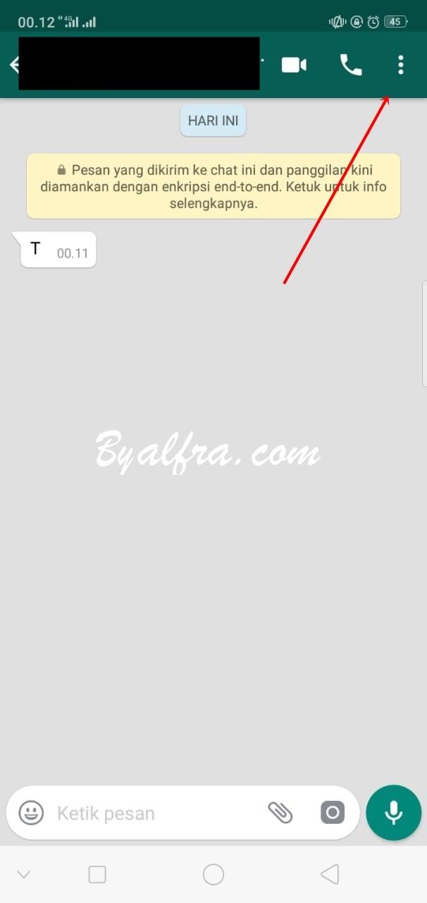 Cara Mengganti Wallpaper Di Chat Whatsapp Lengkap Byalfracom