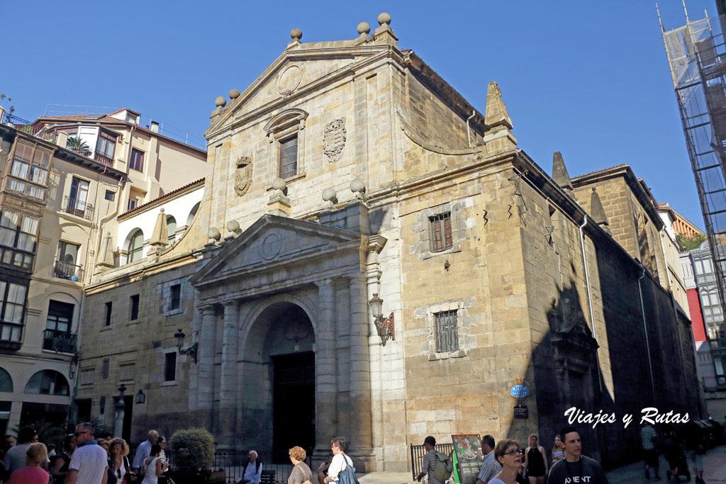 Iglesia de Santos Juanes de Bilbao