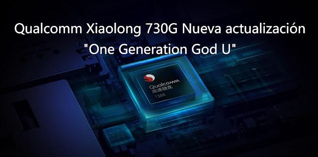 Realme X2 cuenta con un procesador Qualcomm Snapdragon 730G