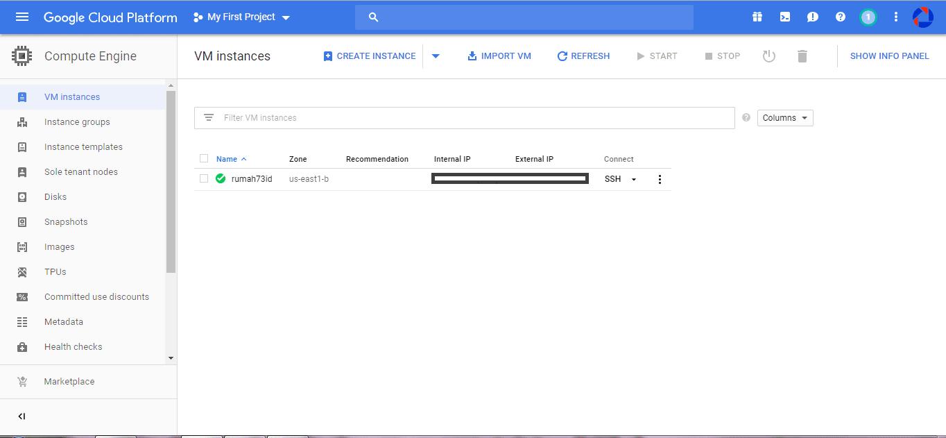 Cara Mendapatkan Vps Gratis Selamanya Dari Google Idekubagus