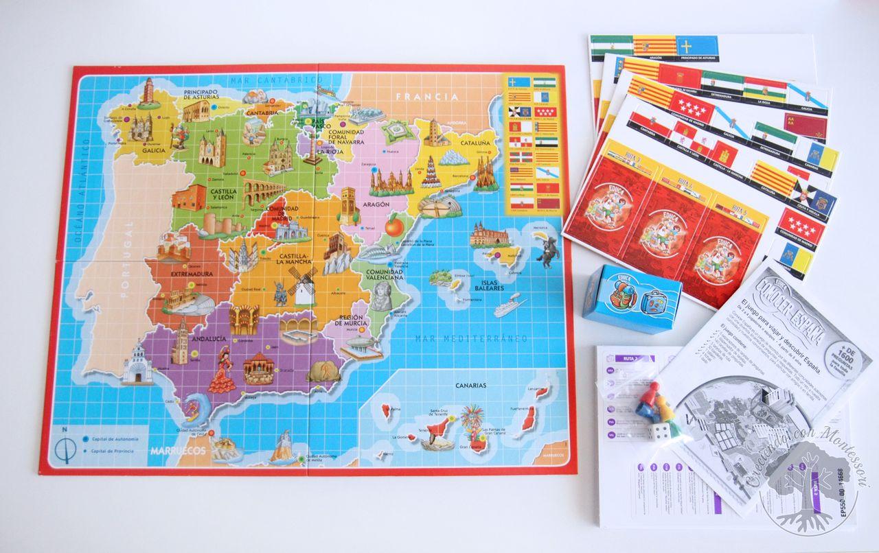 Juegos de mesa conocer espa a y conocer europa tarjetas for Flashpoint juego de mesa