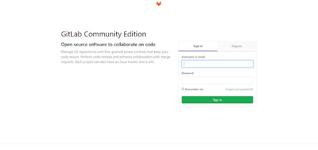 Cài đặt và cấu hình GitLab trên Centos 7