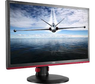 AOC G2460PF es uno de los Monitores para Gamers más Baratos y con un Buen Desempeño