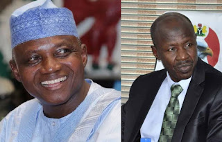 Expect surprises from Magu's probe - Garba Shehu tells Nigerians