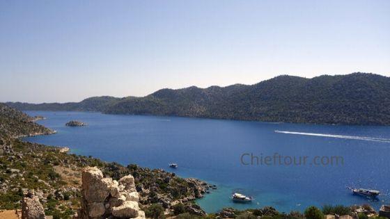Island-Kekova-Antalya:
