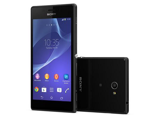 Spesifikasi & Harga Sony Xperia M2 Terbaru