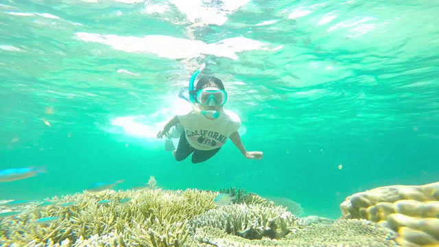 Pulau Birah-birahan Surganya Snorkling