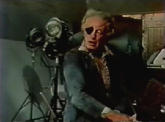 Nicholas Ray in The Janitor