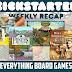 Kickstarter Recap - December 14, 2018