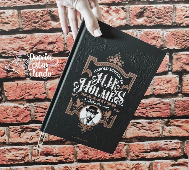 Li até a página 100 e... #113 - H.H. Holmes: Maligno