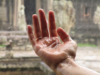 Suara Rintik Hujan ,Terapi dan Ide Dekorasi Rumah yang Tenang  ala Sains
