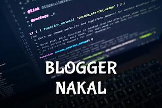 Blogger Nakal Sama Dengan Blogger Frustasi Yang Perlu Rumah Sakit Jiwa