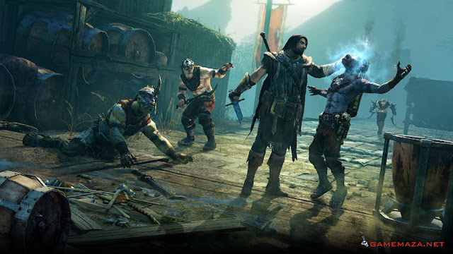 Middle Earth Shadow of Mordor Gameplay Screenshot 1