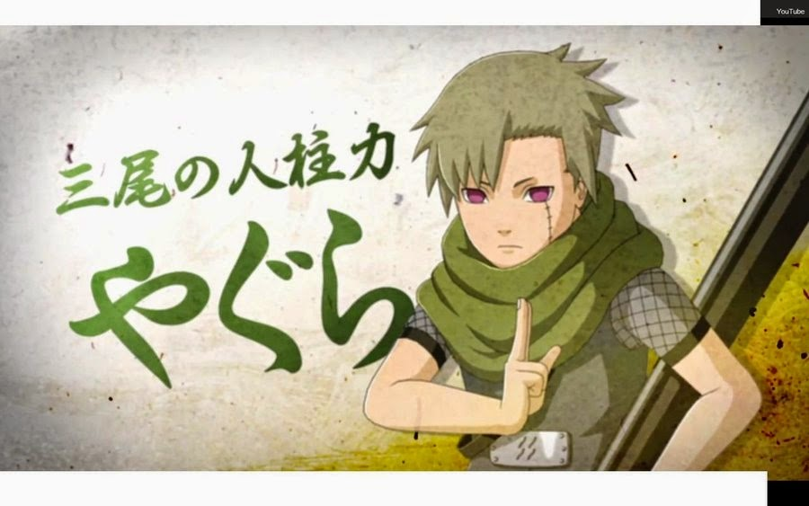 Boruto Chapter 37 - Naruto Vs Jigen: Yagura