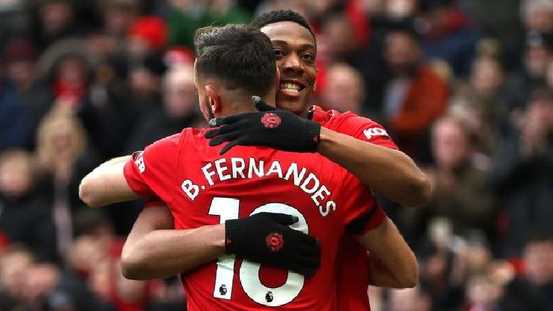 Manchester United Tumbangkan Watford 3-0