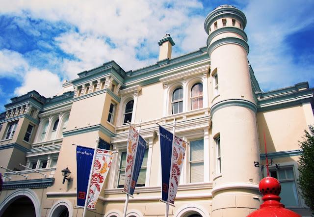 Maritime Museum em Victoria
