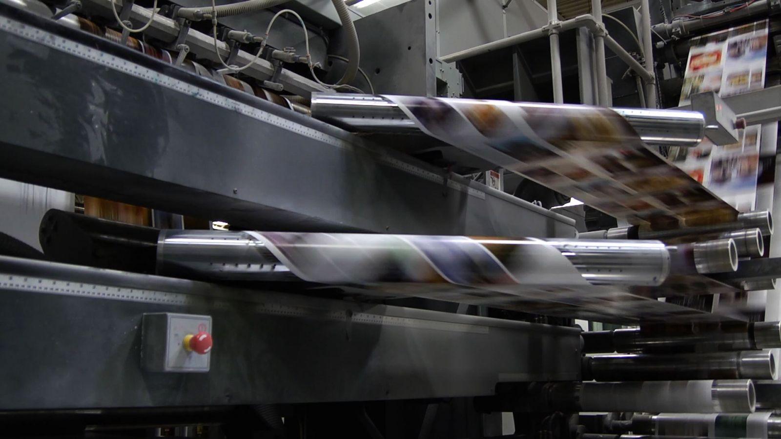 offset printing Newcastle