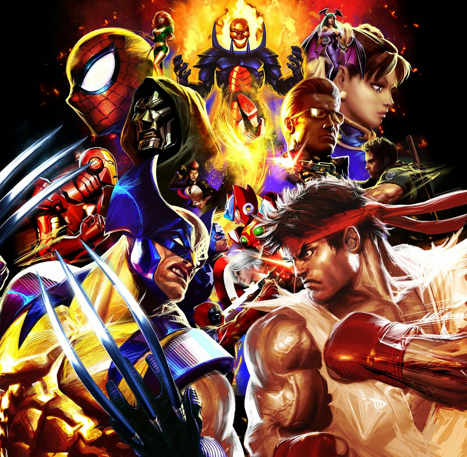 Gamestop Coupons Marvel Vs Capcom 4 What Do We Really Want To See