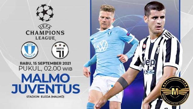 Prediksi Malmo Vs Juventus