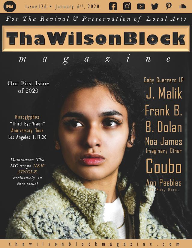ThaWilsonBlock Magazine Issue126 (12/30/19 - 1/6/20)Re