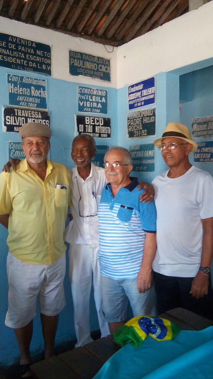 70 anos de um ilustre morador do Rio Vermelho