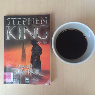 Stephen King - Silahşör - Kara Kule Serisi 1.Kitap