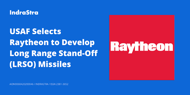 USAF Selects Raytheon to Develop Long Range Stand-Off Missiles