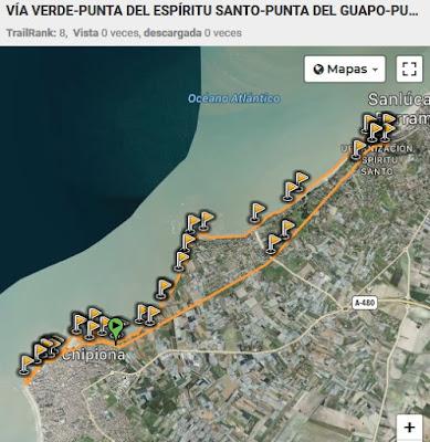 https://es.wikiloc.com/rutas-senderismo/via-verde-punta-del-espiritu-santo-punta-del-guapo-punta-del-perro-chipiona-sanlucar-25may2019-36852579