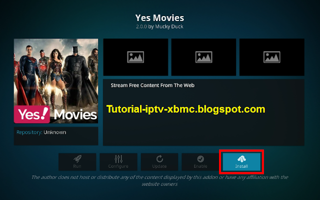 Yes Movies Kodi Addon - Watch Best Movies ,TV Shows On ...