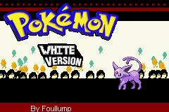 pokemon old white