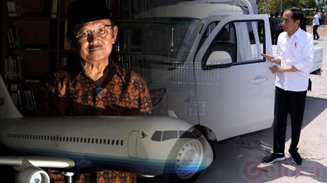 Menurut Luhut, Jokowi Mirip dengan Habibie dalam Bidang Teknologi